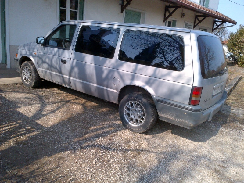 mon vieux S2 2,5 td grand voyager 1994 408000 kms Img-2054