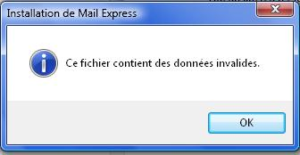 Mail Express 2.0 Soluce10