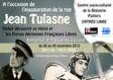 "Inauguration d'une rue "" Commandant Jean TULASNE "" Affich11"