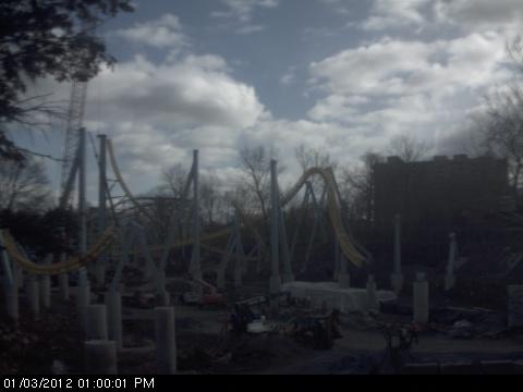 Skyrush Webcam Daily Updates Skyrus25