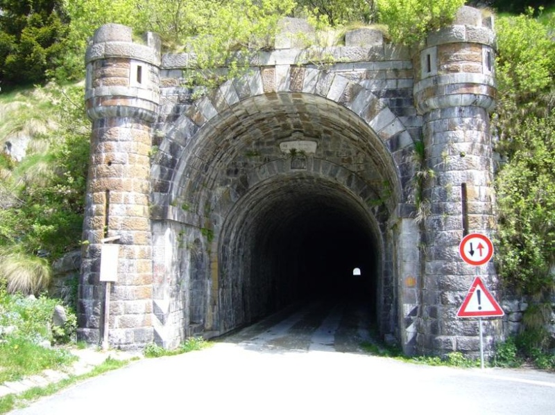 Domenica 9 Settembre  Biella e dintorni! Tunnel10