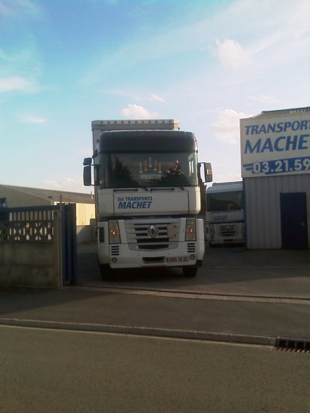 Ste Transports Machet (Saint Nicolas 62) 22661410