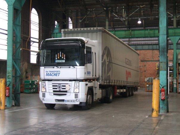 Ste Transports Machet (Saint Nicolas 62) 22768910