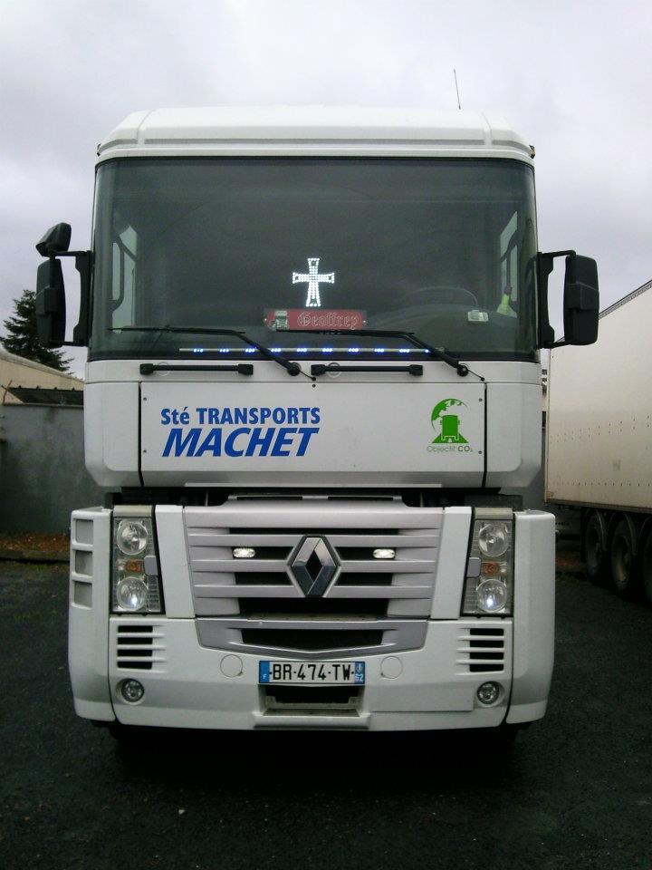 Ste Transports Machet (Saint Nicolas 62) 39579410