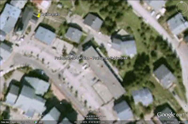 Eglise sans clocher à Pralognan la Vanoise Mairie10