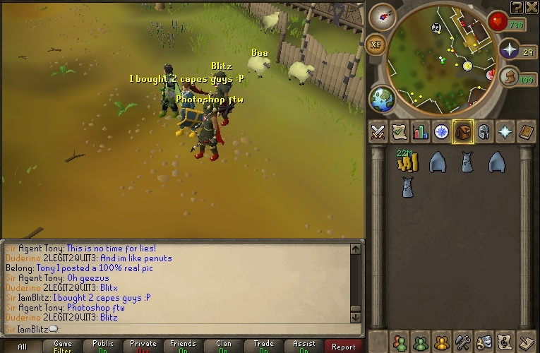 Blitz's Fishing Party Capes10