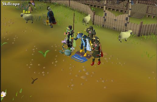 Blitz's Fishing Party Emote10