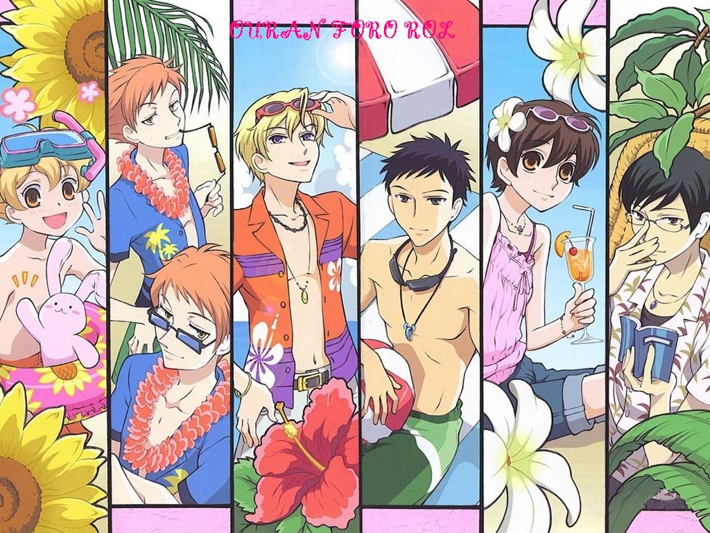 Ouran Host club rol