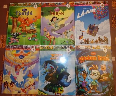[Bandes Dessinées] [Collection] Les Plus Grands Chefs-d'Œuvre Disney en BD - Janvier 2011 - Page 7 Bd310