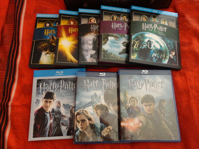 [DVD + Blu-ray] Postez les photos de vos plus beaux coffrets de films ! (Disney ou non) Dsc02116