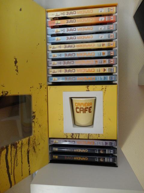 [DVD + Blu-ray] Postez les photos de vos plus beaux coffrets de films ! (Disney ou non) Dsc02118