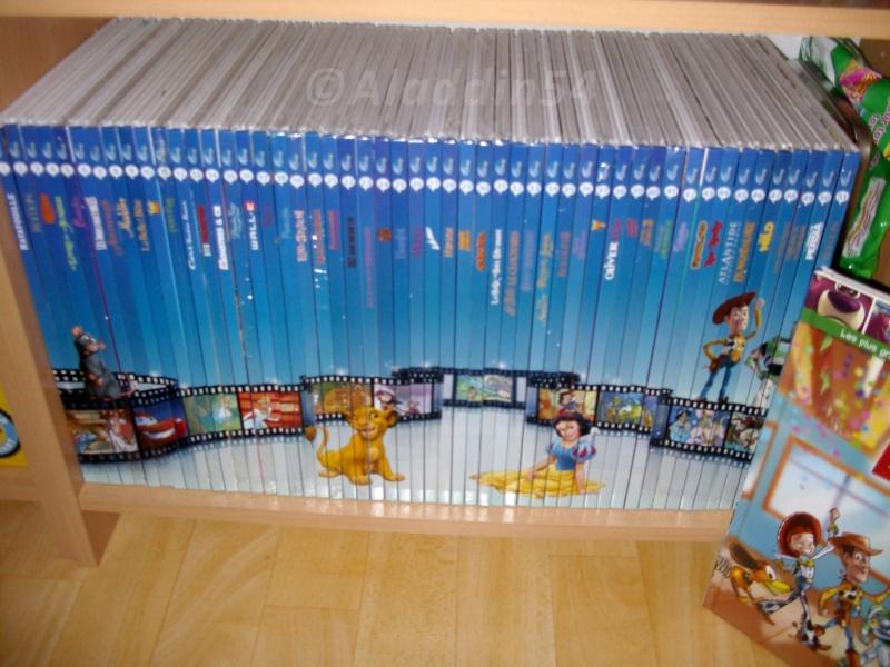 [Bandes Dessinées] [Collection] Les Plus Grands Chefs-d'Œuvre Disney en BD - Janvier 2011 - Page 9 Imgp2011