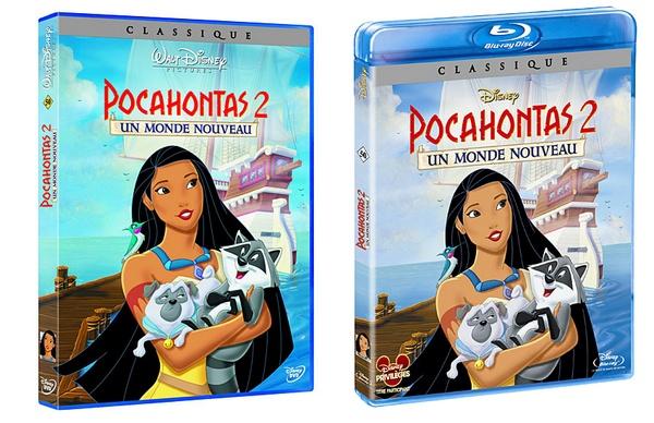 Pocahontas 2 : Un Monde Nouveau [DisneyToon - 1999] Pocaho10