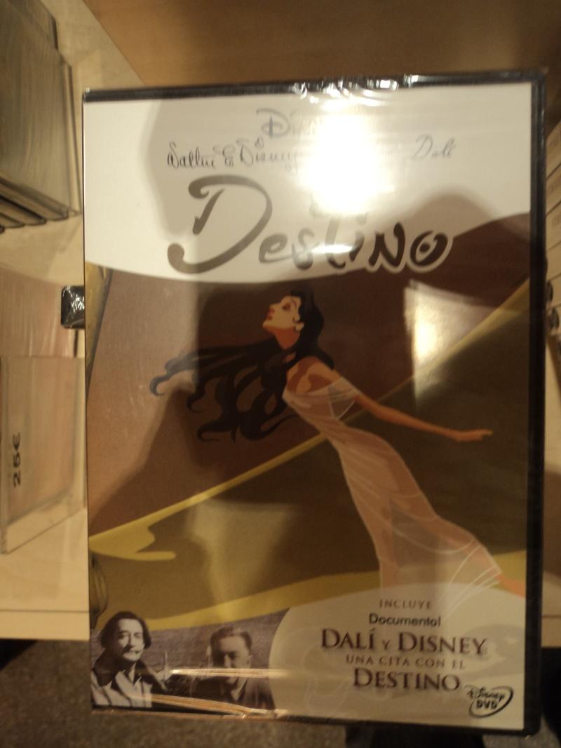 [DVD] Destino (Édition exclusive au Musée Dali) Dsc01710