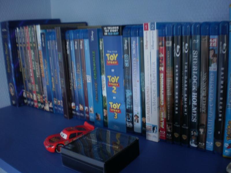 [Photos] Postez les photos de votre collection de DVD et Blu-ray Disney ! P7280110