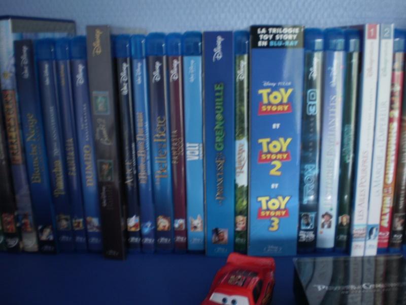[Photos] Postez les photos de votre collection de DVD et Blu-ray Disney ! P7280111