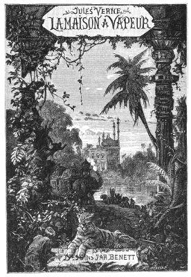 LA MAISON A VAPEUR de Jules Verne 88030111