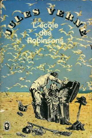 L'ECOLE DES ROBINSONS de Jules Verne Lpjv2b10