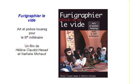 Art Touareg Furigraphier le vide Mimoun12