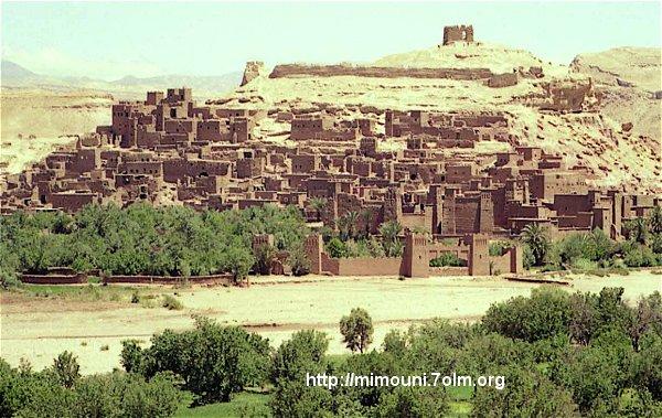 قلعة أيت بن حدو  Mimoun14