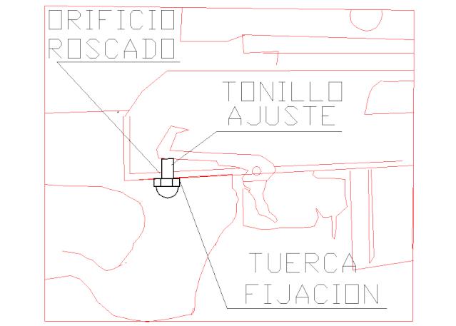 Limitador de recorrido muerto del gatillo Dibujo12