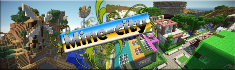 mine-city