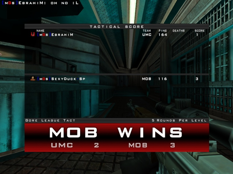 MGS tournament wars Gore0017