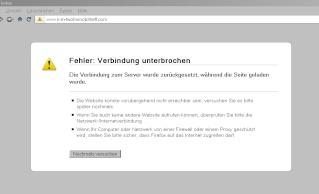 [Wichtige Information] Forum ist nicht aufzurufen - DNS Server Problem Y_122411