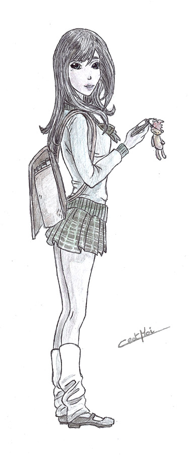 Mes dessins et autres ( Cestmoi ) Acolia10
