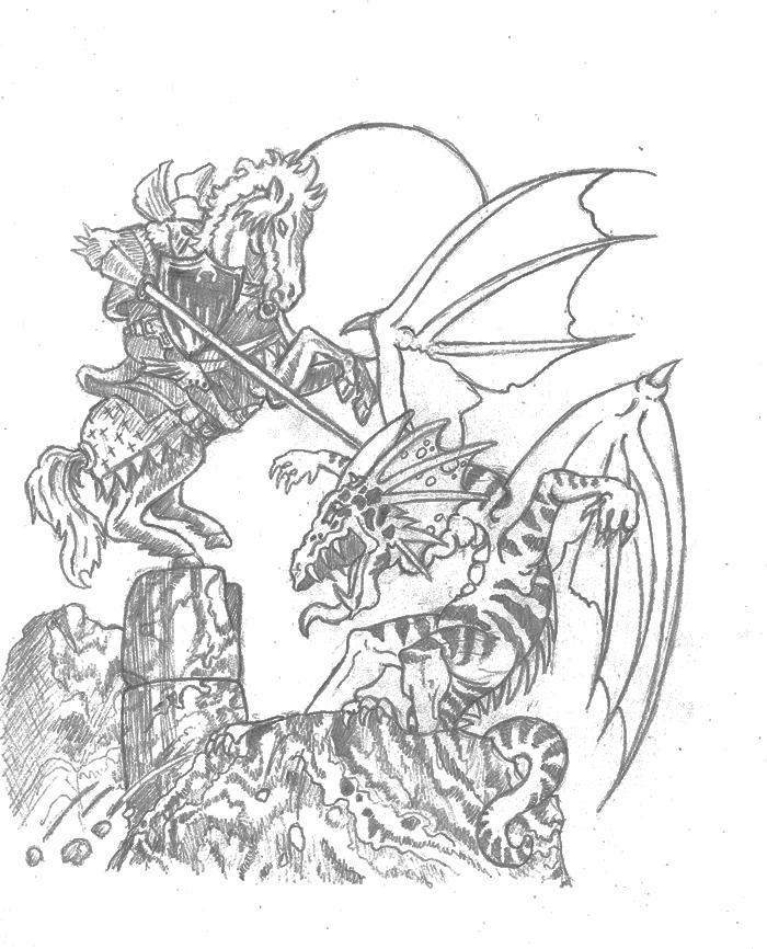 Mes dessins et autres ( Cestmoi ) Cheval10