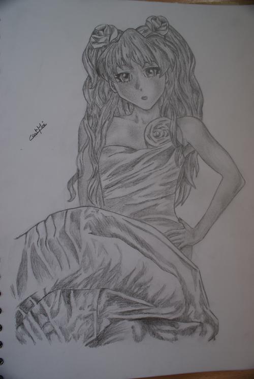 Mes dessins et autres ( Cestmoi ) Manga_10