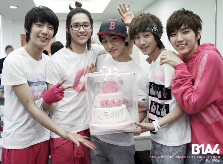 [K-Pop] B1A4 B1a4-d10
