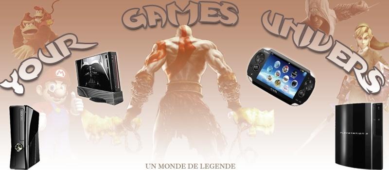 Forum d'infos Psp, Ps3 , Xbox , Wii et Pc