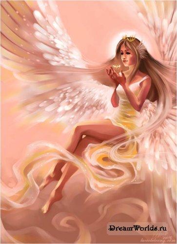 Мир ангелов 12165410
