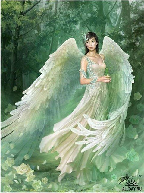 Мир ангелов 467fdb10