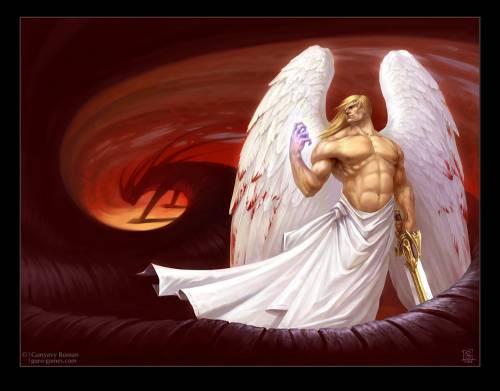 Мир ангелов 59ebe410