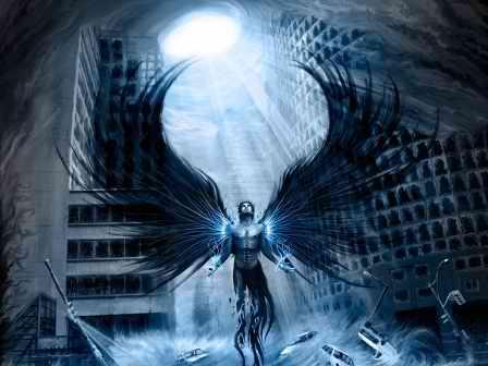 Мир демонов Angel10