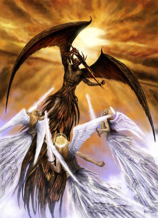 Противостояние Angeli10