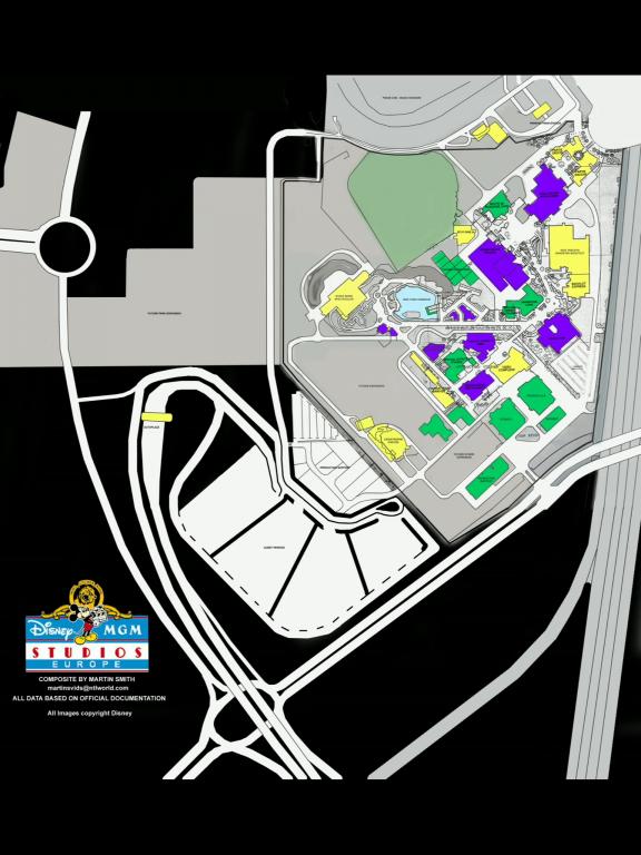 Extension du Parc Walt Disney Studios avec nouvelles zones autour d'un lac (2022-2025) - Page 5 Img_7210