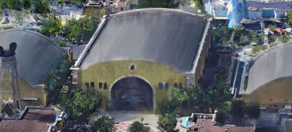 [Parc Walt Disney Studios] Refonte de Disney Studio 1 (202?)  Studio10