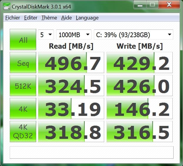 CrystalDiskMark 3.0.1 X64 Sans_t12