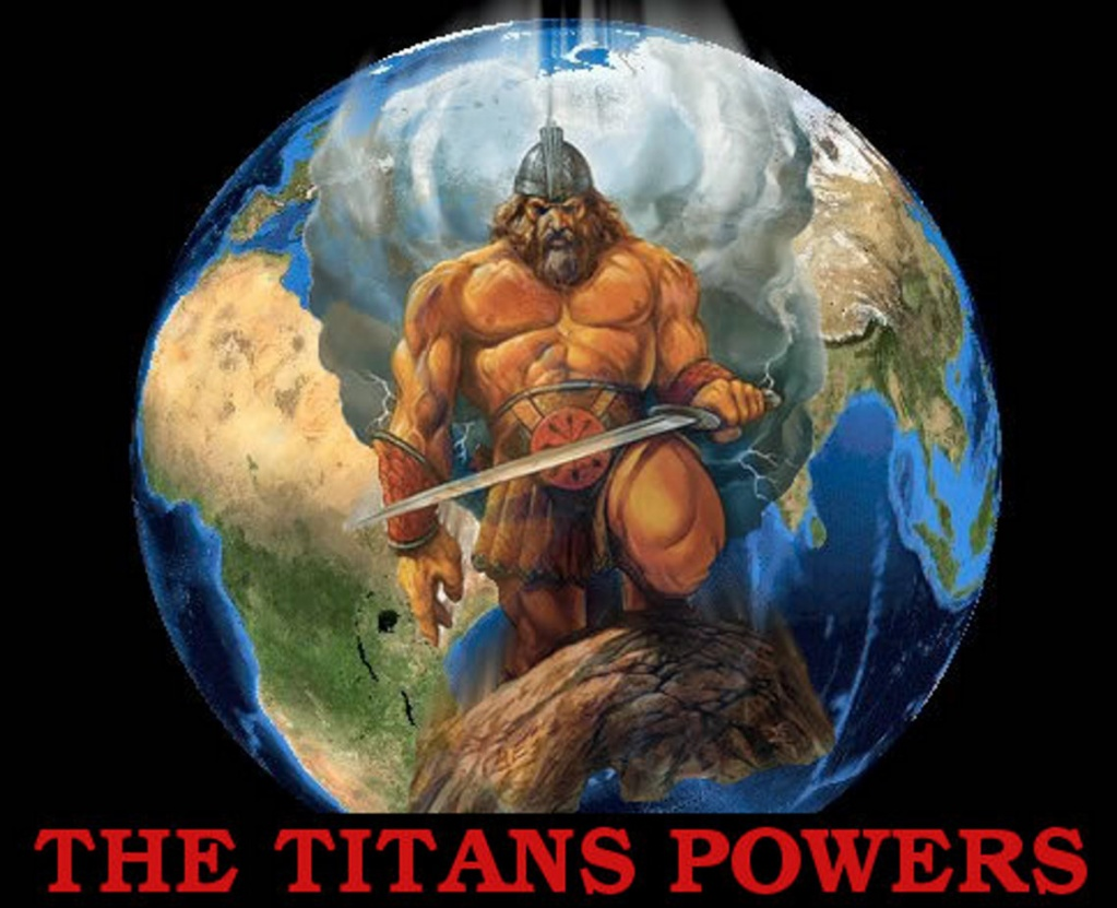 Alliance THE TITANS POWERS