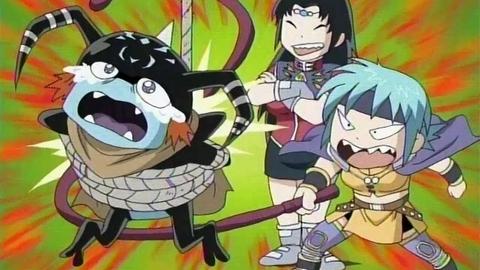 [anime] Beet the vandel buster Beet-t10