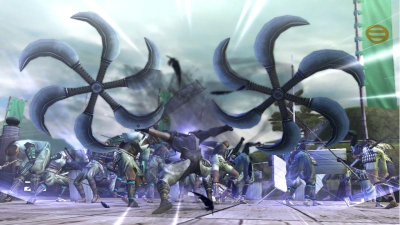 [PS3] Sengoku Basara Samurai Heroes Sengok21
