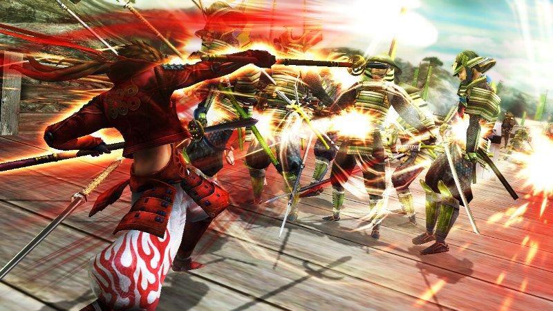 [PS3] Sengoku Basara Samurai Heroes Sengok23