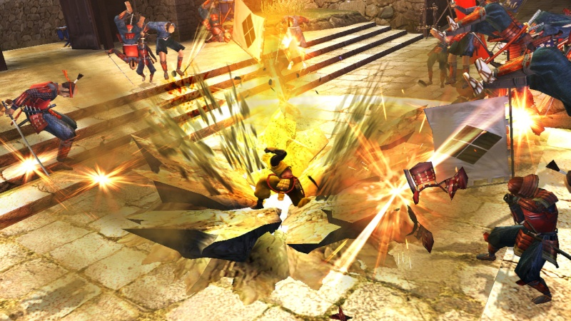 [PS3] Sengoku Basara Samurai Heroes Sengok25