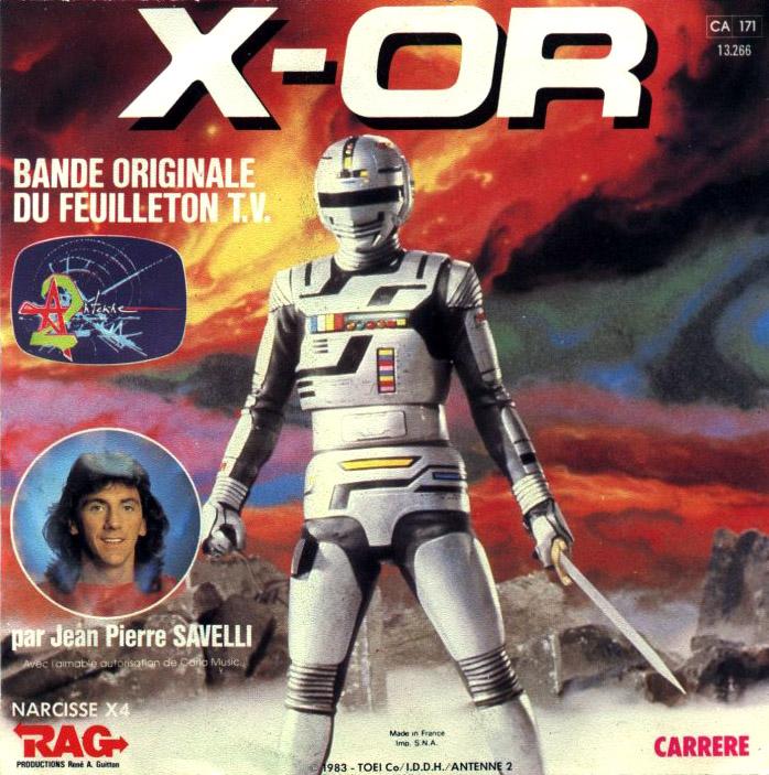 [Métal Hero] X OR Le Shérif de l'espace X-or-p10