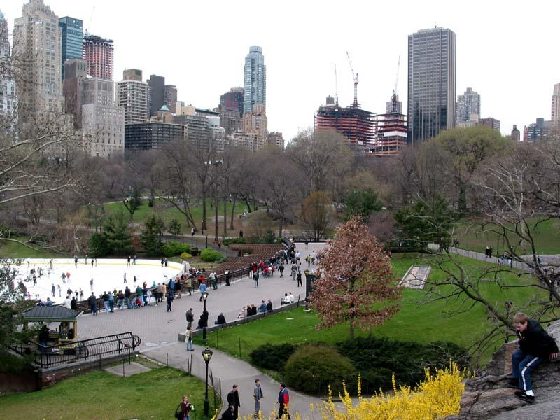 Central Park - Ringue de Patinagem Centra10