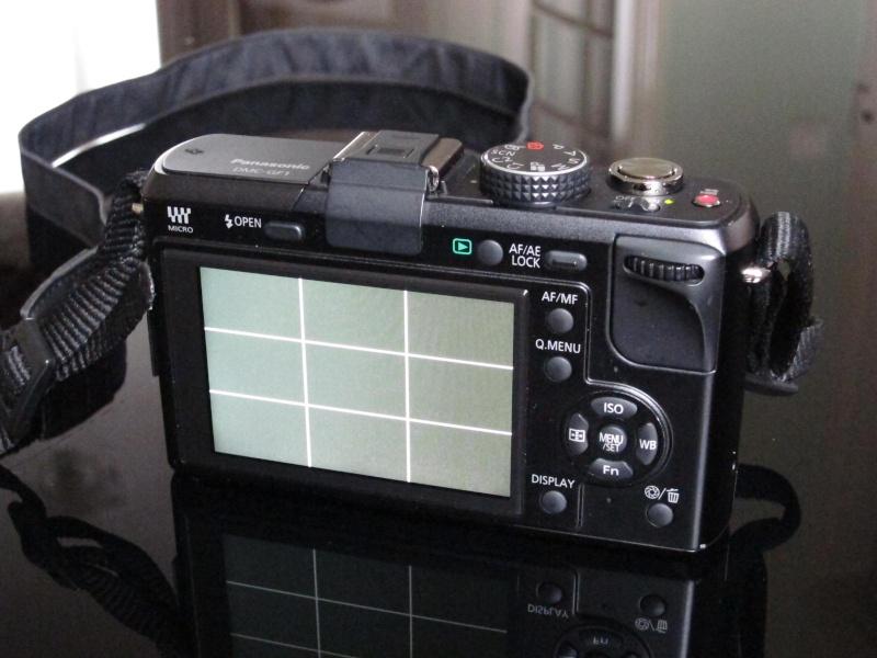 [VENDU] Panasonic DMC-GF1 NU Noir avec boite, [VENDU] Img_1226
