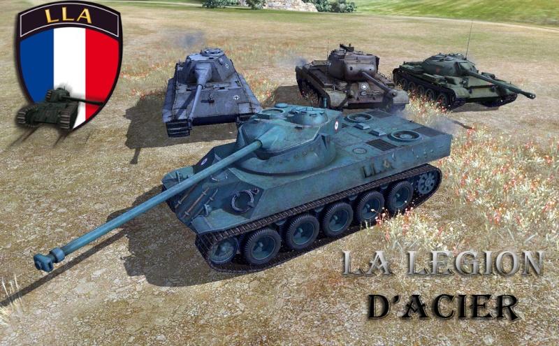 La Légion D'Acier